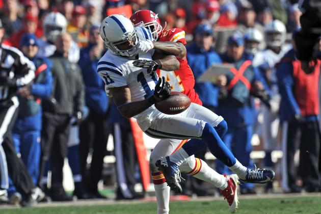 Indianapolis Colts Advanced Stat of the Week: Donnie Avery and Catch Rate