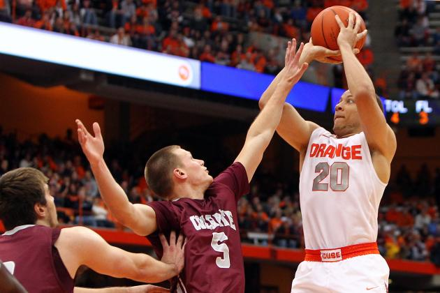 Syracuse Basketball: Why Surprising Brandon Triche Will Reach the NBA