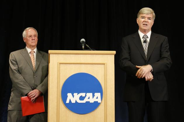 TV Money Ruling Shows NCAA's Foundation Is Crumbling