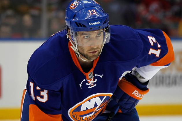 Islanders' Forward Colin McDonald Faces Supplemental Discipline Hearing