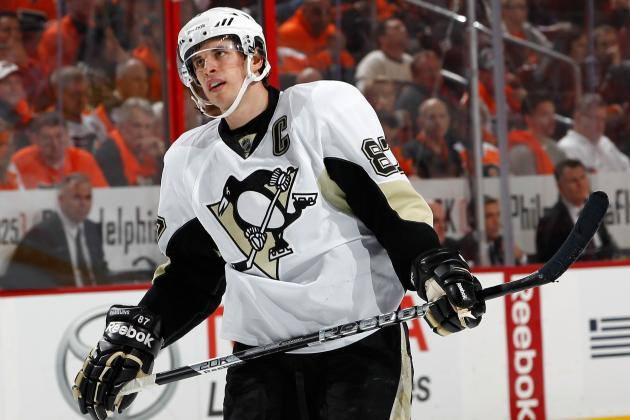 NHL Trade Speculation: Wingers the Penguins Should Pursue to Help Sidney Crosby