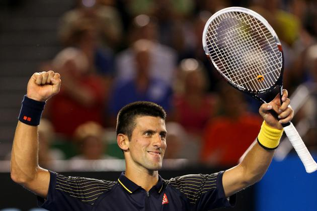 Novak Djokovic Feels French Open Pressure Immediately