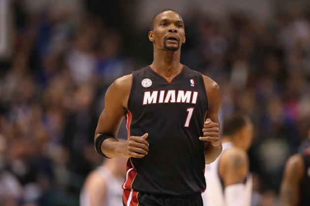 Miami Heat''s Chris Bosh Targeted for More Touches