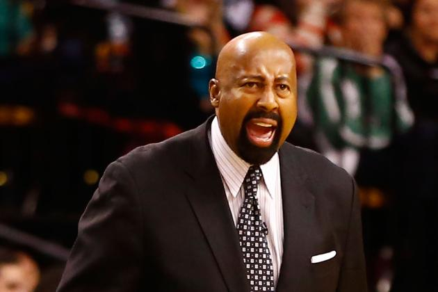 Mike Woodson Concerned with Team Defense, Injuries