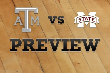 Texas A&M vs. Mississippi State: Full Game Preview