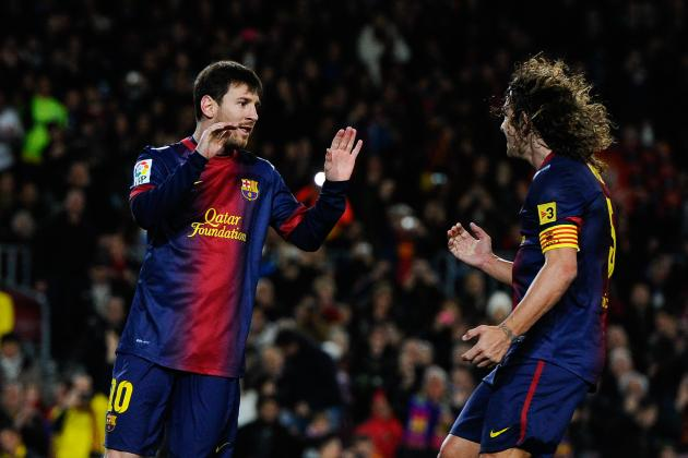 El Clasico 2013: Lionel Messi Will Star in Barcelona vs. Real Madrid