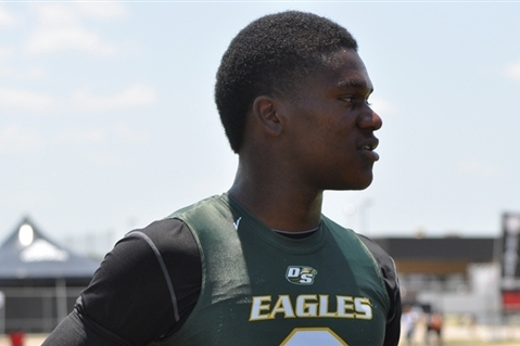 Report: DeSoto RB Dontre Wilson Will Take Official Visit to Texas This Weekend