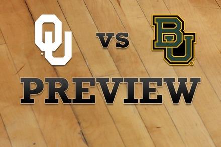 Oklahoma vs. Baylor: Full Game Preview
