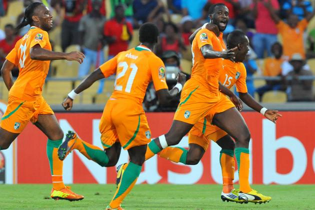 Africa Cup of Nations 2013: Predicting Winners of Wednesday's Group D Play