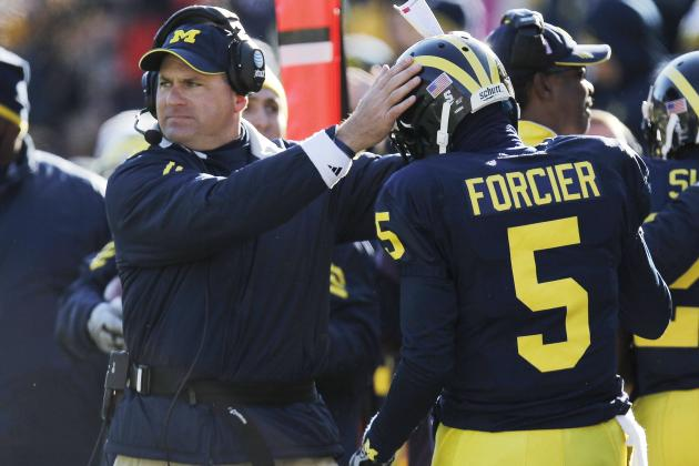 Rich Rod Says U-M Players Felt 'Entitled'