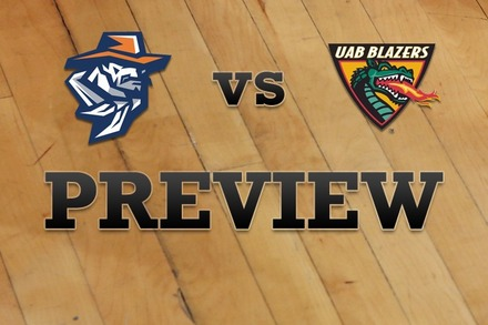 UTEP vs. UAB: Full Game Preview