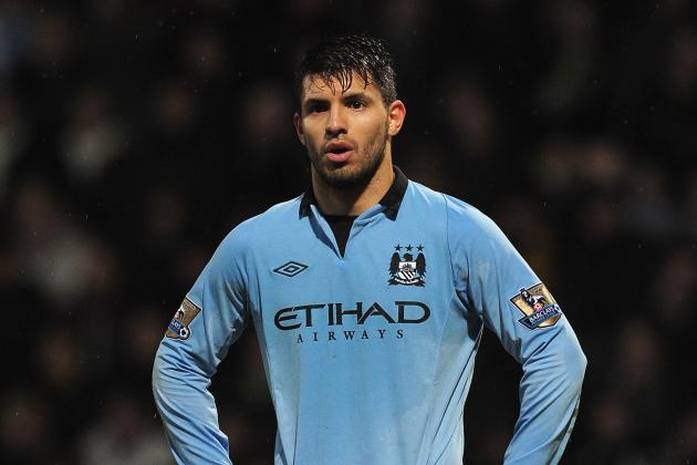 Manchester City Aguero Eyes Real Move