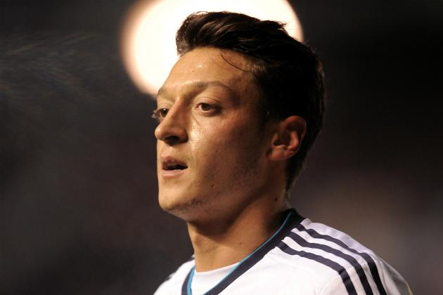 Ozil: Winning Trophies with Real Madrid the Best Feeling