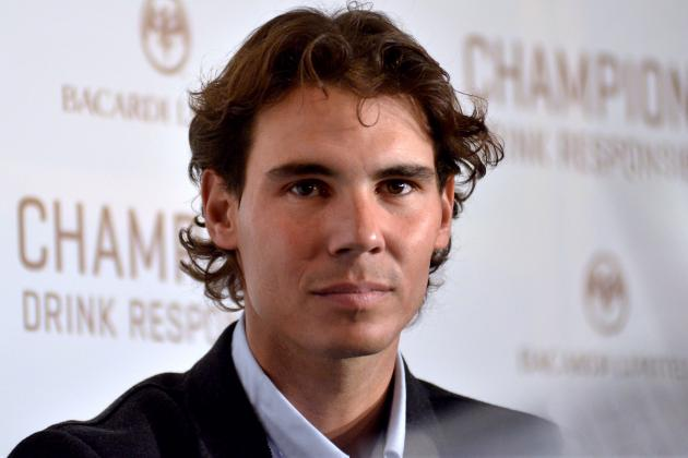 Rafael Nadal Hoping for Injury-Free Return to ATP Tour