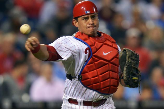 Projecting the 2013 Season for Carlos Ruiz