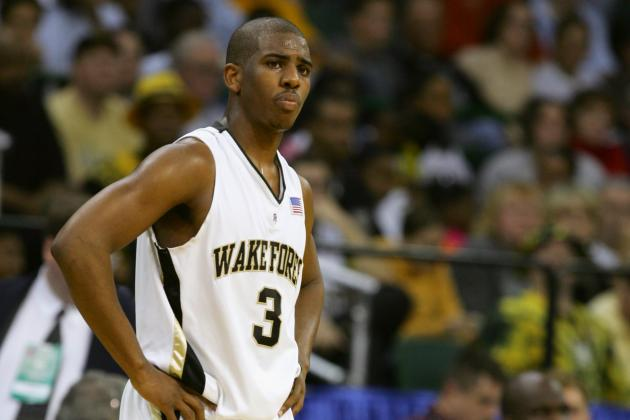Wake Forest to Retire Chris Paul's No. 3 Jersey