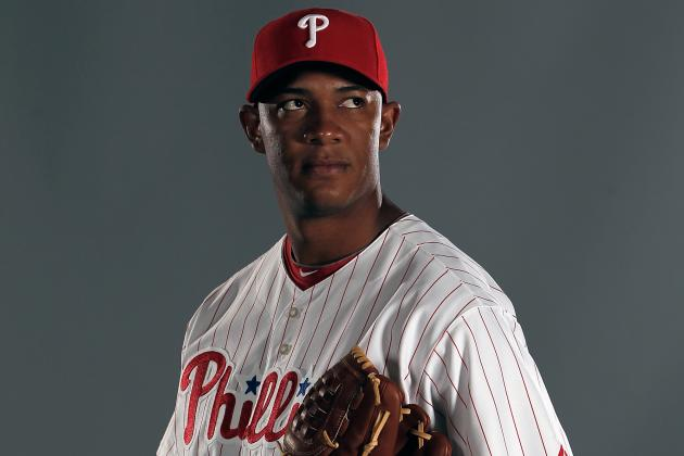 Phillies Designate J.C. Ramirez for Assignment