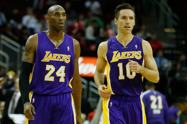 Debate: Will Kobe's New Passing Mindset Make Steve Nash Ineffective?