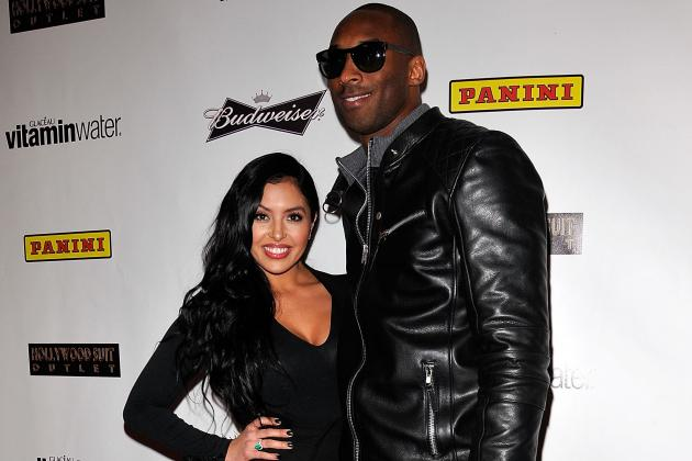 Kobe Bryant Defends Wife Vanessa Over Twitter Comment