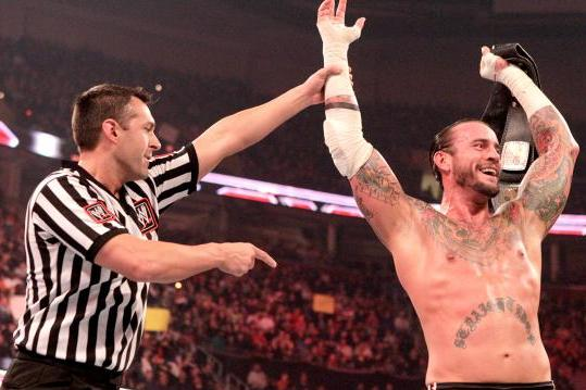 Fantasy Booking of CM Punk's Career Through WrestleMania 29