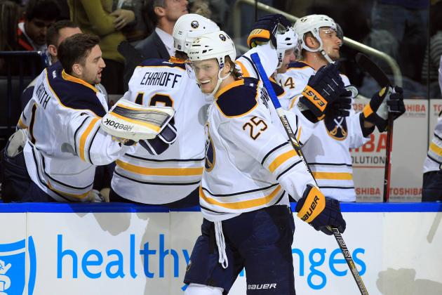 Grigorenko Goal Not Enough, Sabres Fall