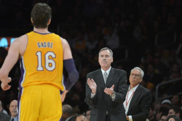 Pau Gasol Didn't Like Being Benched in Fourth. Again.