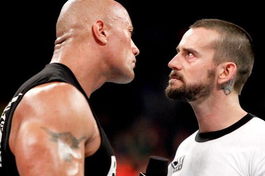 WWE Elimination Chamber 2013: Can the Rock and CM Punk Top Their Rumble Showing?