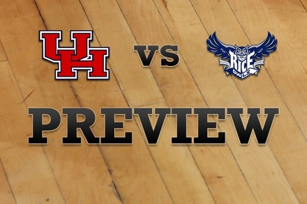 Houston vs. Rice: Full Game Preview