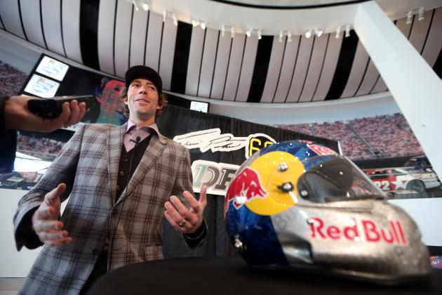 Pastrana Hoping to Be Seen in Colorful Nationwide Car