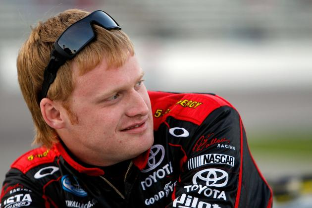 Rusty Wallace Racing Returns, Steve Wallace to Run 10-15 Races