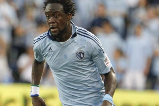 EPL Transfer News: Norwich City Sign Kei Kamara on Loan