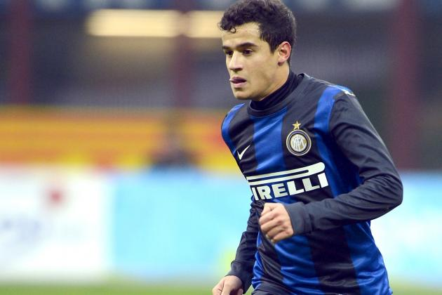 Philippe Coutinho Officially Agrees to Long-Term Deal to Join Liverpool