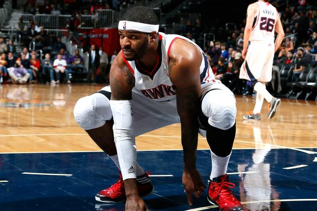 Report: Atlanta Hawks Expected to Trade Josh Smith
