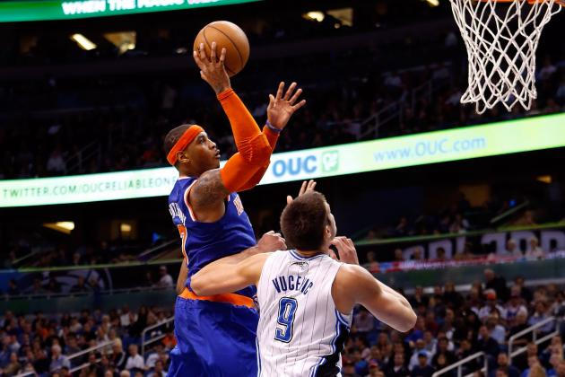 The Orlando Magic's Top Goal Against the New York Knicks: Slow Carmelo