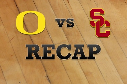 Oregon vs. USC: Recap and Stats