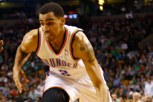 Oklahoma City Thunder: Assessing Thabo Sefolosha's Underrated Value as a Shooter
