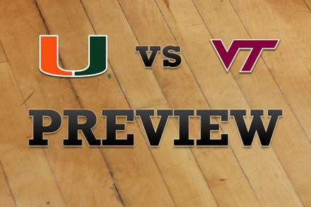 Miami vs. Virginia Tech: Full Game Preview