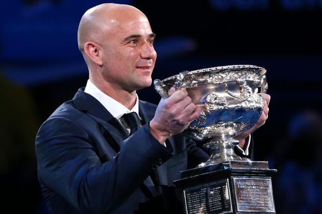 Agassi: 'I Was in a Low Place'