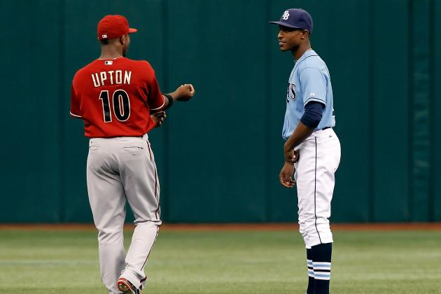 Uptons May 'Butt Heads' While Energizing Braves