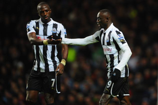 Newcastle's French Legionnaires Sound Premier League Survival Rallying Cry