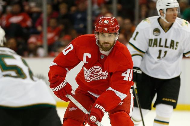 Red Wings Show Some Fight, Beat Stars