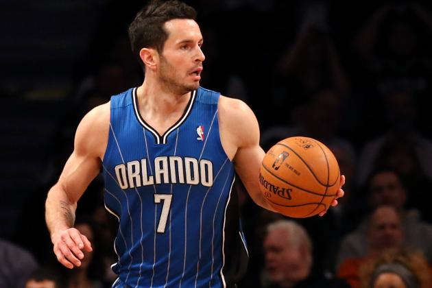 Redick Keeping in Touch with GM Agent on Trade Talks