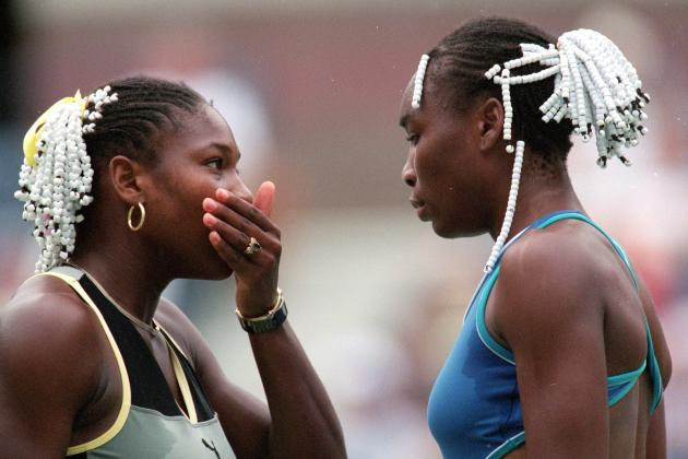 Video: Watch Venus and Serena Williams as Pre-Teen Sensations