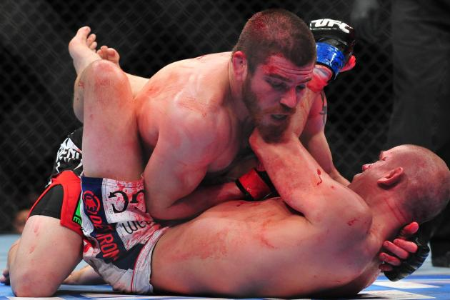 Jim Miller Welcomes Pat Healy to the Octagon at UFC 159