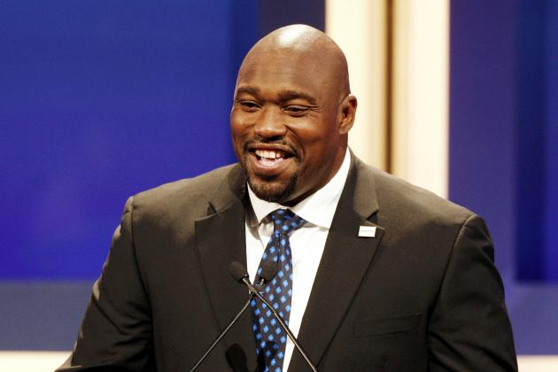 Warren Sapp Laughs at Lions for Hiring Jim Washburn