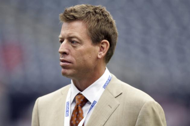 Troy Aikman Says '91 Eagles Defense Was the Best He's Ever Faced