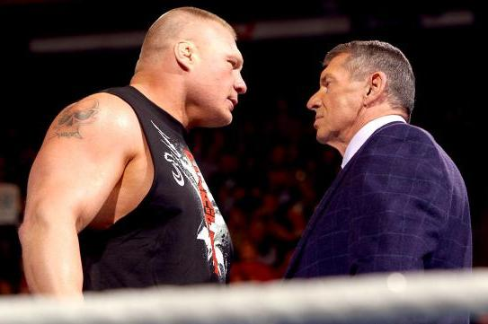 Vince McMahon Will Reportedly Undergo Surgery Following Brock Lesnar Attack