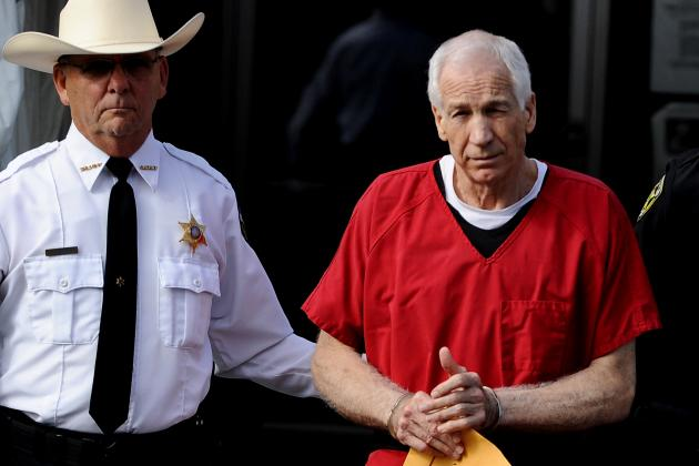 No New Trial for Jerry Sandusky