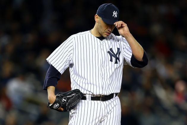 Report: Andy Pettitte Will Not Pitch in the World Baseball Classic