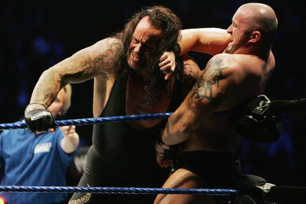Undertaker Reportedly Questionable for WWE WrestleMania 29